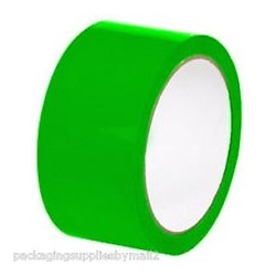 Packaging Tape Green 48mm x 66m