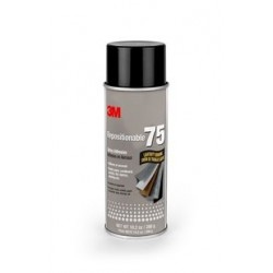 3M Repositionable 75 Spray Aerosol Adhesive 500ML
