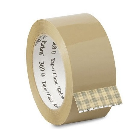 3M369 Brown packaging tape
