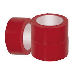 Packaging Tape red 48mm x 66m